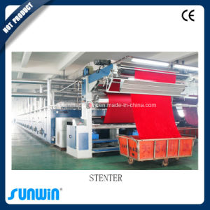 Horizontal Rail Type Heat Setting Stenter Machine pictures & photos