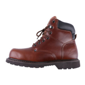 Goodyear Welted Natural Rubber Safety Boot