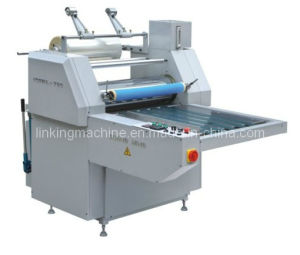 Ydfm-720A Thermal Roll Film and Paper Manual Laminator Machine pictures & photos