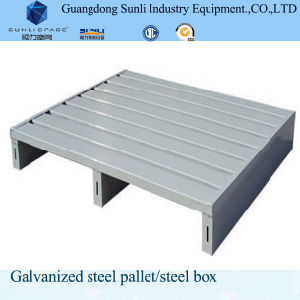 Industrial Powder Coated Stainless Heavy Steel Pallet pictures & photos