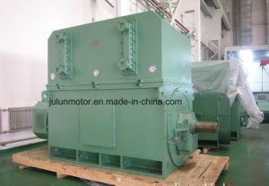 Yrkk Series Large Size High Voltage Wound Rotor Slip Ring Motor Yrkk10002-10-2800kw pictures & photos