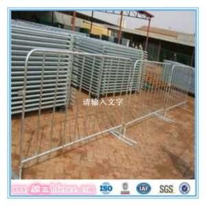Paint Crowd Control Barrier (AS-591/best price and good quality)