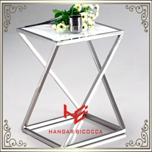 Tea Stand(RS162401)Side Table Console Table Stainless Steel Furniture Home Furniture Hotel Furniture Modern Furniture Table Coffee Table Tea Table Flower Tower pictures & photos