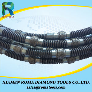 Romatools Diamond Wires for Multi-Wire Machine Diameter 7.3mm pictures & photos