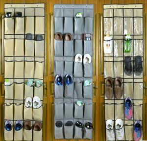 Fashion Hanging Shoes Bag Organizer (MU8013) pictures & photos