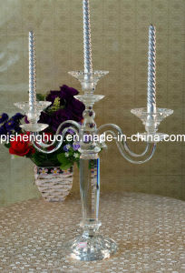 The Beautiful Crystal Candle Holder and Wedding Centerpieces