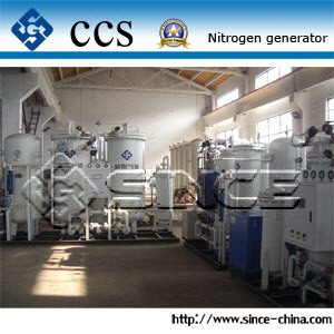 Psa Nitrogen Equipment for Metal Production and Process pictures & photos