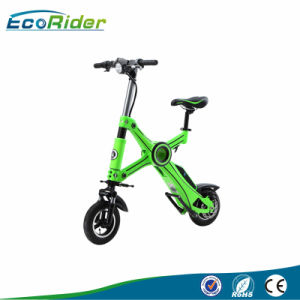 Adult Electric Scooter 250W Folding Electric Bike with Panasonic Battery pictures & photos