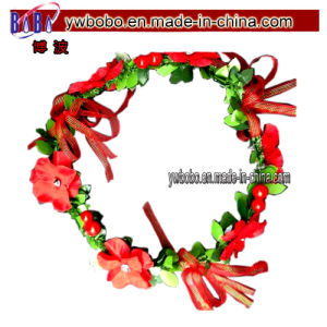 Fashion Jewelry Elastic Bohemian Headband with Flower (W1011) pictures & photos