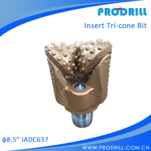 Oil Equipment/Oilfield Drilling Equipment/Insert Tricone Bit pictures & photos