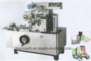 Bt-110 Cellophane Film Overwrapping Machine (Bagged Shampoo, body wash) pictures & photos