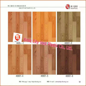 Colorful PVC Flooring Carpet in Roll pictures & photos