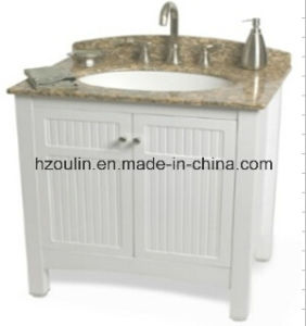 Granite Top Bathroom Vanity (BA-1139) pictures & photos