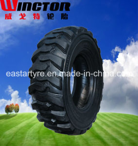 Hot Selling Skid Steer Tyre 10-16.5 12-16.5 Solid Tyre pictures & photos