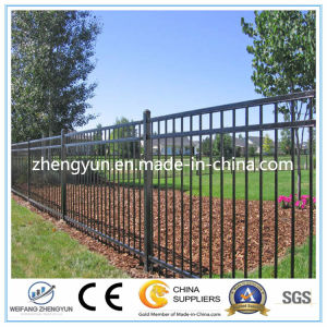 New Design Commercial Aluminum Fence for Sale pictures & photos