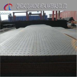 Factory Direct Sell Carbon Checkered Steel Plate pictures & photos