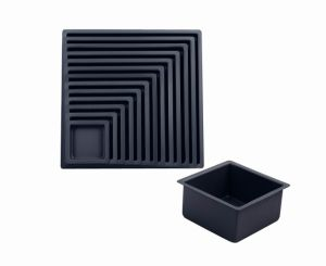 Bakeware Aluminum Hard Anodized Square Cake Pan (MY2264H-MY2276H) pictures & photos