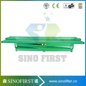 Stationary Facotry Use Scissor Hydraulic Lift pictures & photos