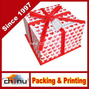 Paper Gift Box (3101) pictures & photos