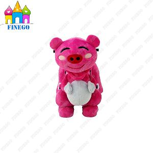 Finego New Gg Band Pig Zippy Scotter Kiddy Running Animal Riding Rides Car pictures & photos