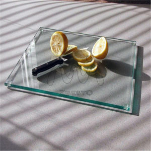 Tempered Transparent Plate Glass Cutting Board 5mm 6mm 8mm