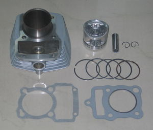 Yog Motorcycle Parts Motorcycle Cylinder Complete for Haojin150 Sanlg150 Cg150 pictures & photos