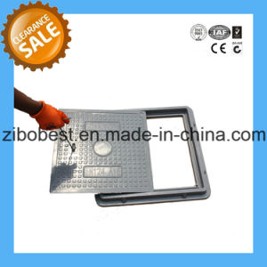 SMC Materials Fiberglass Reinforced Plastic Manhole Covers Made in China pictures & photos