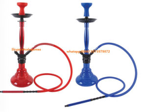 Hot Selling Aluminum Stem Hookah Shisha pictures & photos