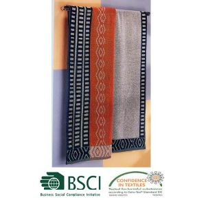 Cotton Yarn Dyed Jacquard Pool Towel