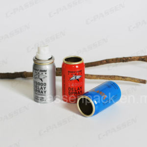 Mini Aluminum Aerosol Bottle for Pesticide Spray Packaging (PPC-AAC-032) pictures & photos
