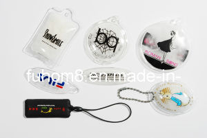 Down Feather Inflation Garment Hang Tag with High Quality pictures & photos
