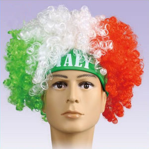 Promotional Gift for Flag Afro Wigs (PF14002) pictures & photos