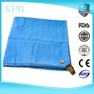 Microfiber Promotion Hooks Sport Custom Golf Cleaning Towel pictures & photos