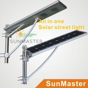 Free Sample All in One Integrated Solar LED Street Light pictures & photos