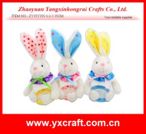 Easter Decoration (ZY15Y324-1-2-3) Easter Fluffy Bunny Ear pictures & photos