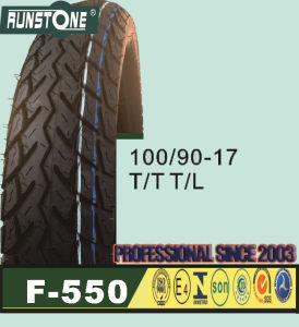 Motorcycle Tyre 3.00-17 3.00-18 100/90-17 pictures & photos