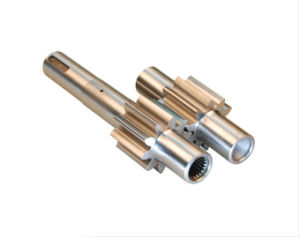 Alloy Steel Gear Shaft pictures & photos