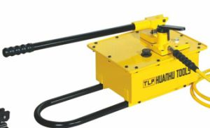 Large Oil Capacity Hydraulic Hand Pump (HHB-7000) pictures & photos
