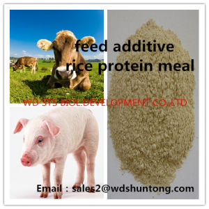 Protein Powder Rice Protein Meal for Fodder with High Quality pictures & photos