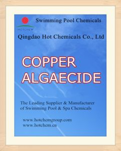 Copper II Sulfate Pentahydrate Algaecide for Water Treatment Chemicals CAS No. 7758-99-8 pictures & photos