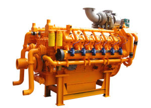60Hz Googol Land Fill Gas Biogas Engine for Generator 160kw-1028kw pictures & photos