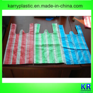 HDPE T-Shirt Bags pictures & photos