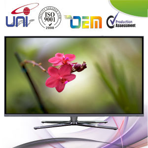 2015 Uni Ultra Slim High Resolution 58′′ E-LED TV pictures & photos