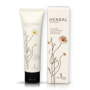 Chamomile Herbal Hand Cream for Winter Hand Care with Hand Moisturizing pictures & photos