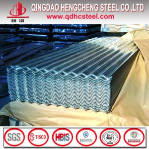 Z100 Galvanized Roof Plate Corrugated Roofing Sheet Prices pictures & photos