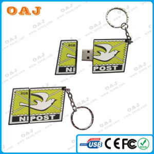 Customize Silica USB Flash Drive for Sales Promotion