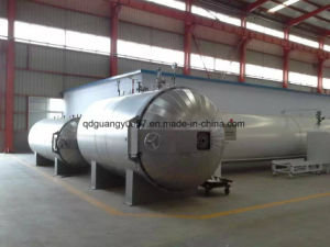 Vulcanizing Tank or Boiler of 1700X4000 Electricity Steam pictures & photos