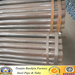 Ms Black Low Carbon Steel Pipes for Blangdesh Market pictures & photos