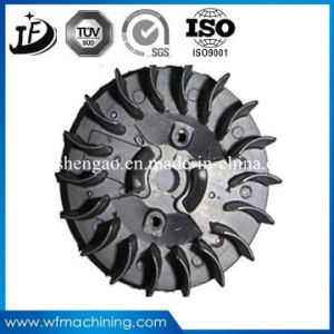 Sand Cast Foundry Iron Casting Flywheel with Customized Service pictures & photos