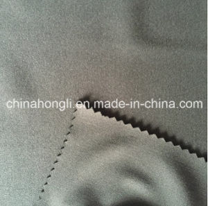 Microfiber Single Jersey 75D Polyester Spandex Knitted Fabric for Sport Wear pictures & photos